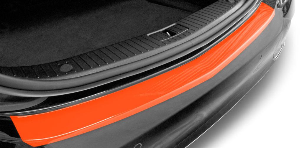 Ladekantenschutz am Fahrzeugkofferraum